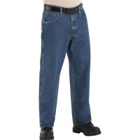 Loose Fit Stone-Washed Denim Jeans - Excel-FR® - 14.75 oz.