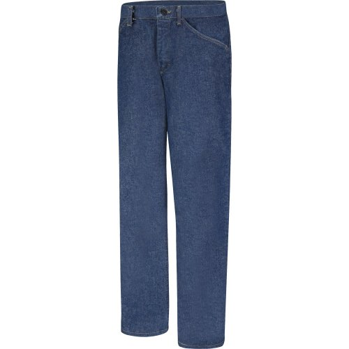 Women's Classic Fit Pre-Washed Denim Jeans - Excel FR® - 14.75 oz.