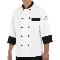 Chef Designs Garnish Chef Coat