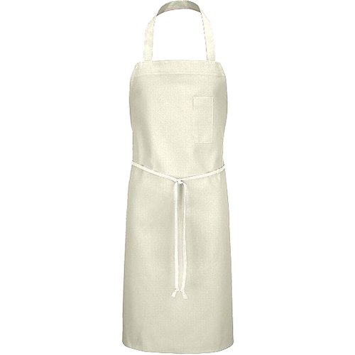 Chef Designs Standard Bib Apron w/ Pencil Pocket