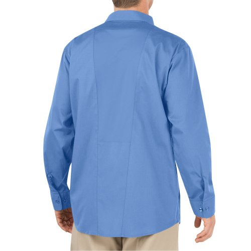 WorkTech Ventilated Long Sleeve Shirt w/Cooling Mesh