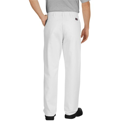 Industrial Flat Front Pant