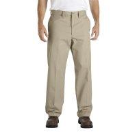 Industrial Flat Front Comfort Waist Pant