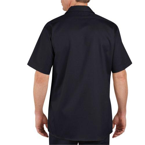 Industrial Cotton Short Sleeve Work Shirt