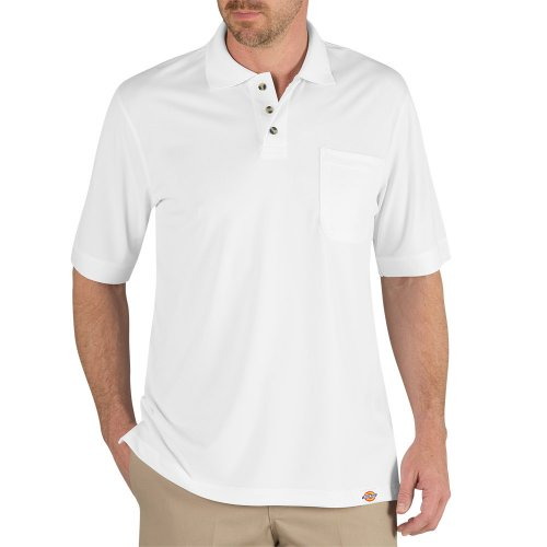 Pocketed Performance Polo