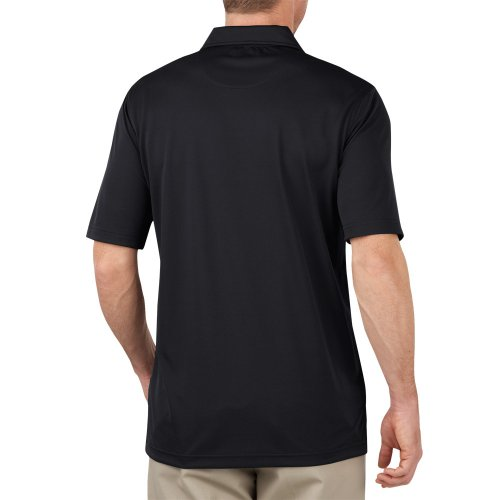 Pocketless Performance Polo