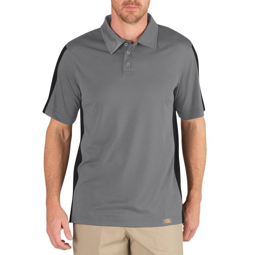 Performance Color Block Polo