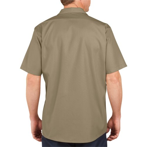 Industrial Short Sleeve Work Shirt