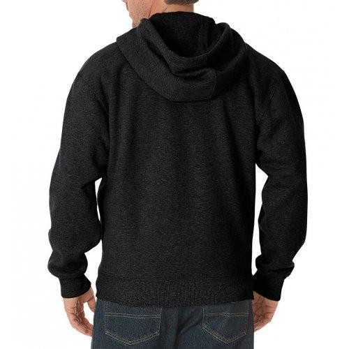 Midweight Fleece Full Zip Hoodie