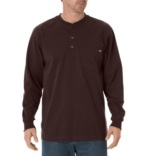 Long Sleeve Heavyweight Henley