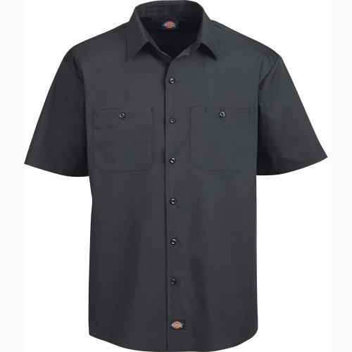 WorkTech Ventilated Short Sleeve Shirt w/Cooling Mesh