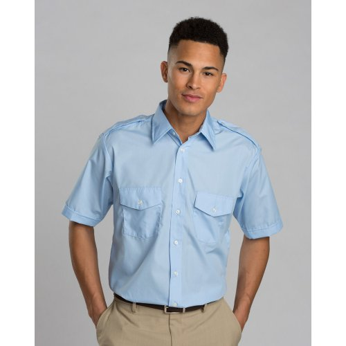Men's Short-Sleeve Navigator Shirt