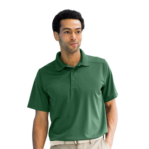 Men's Snag-Proof Short Sleeve Polo