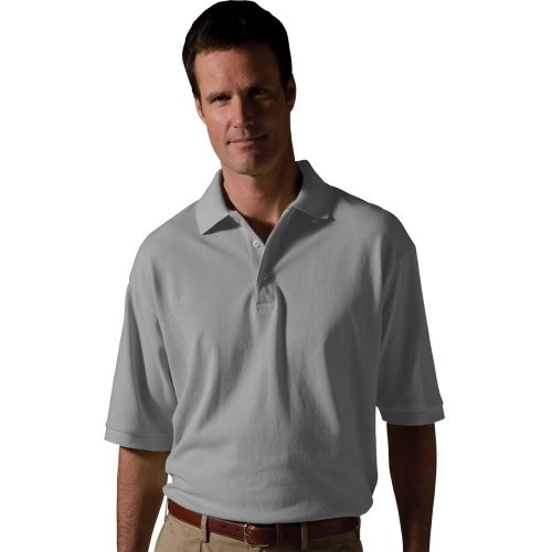 Cotton Pique Short Sleeve Polo