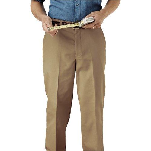 Men's Utility Flat-Front Chino Pants