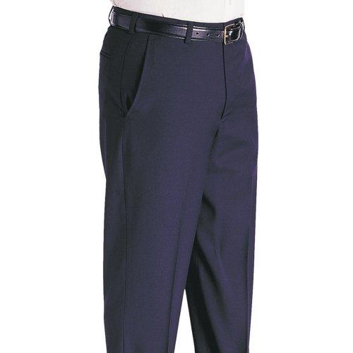 Men's Flat-Front Security Pants