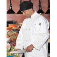 8 Button Long Sleeve Chef Coat