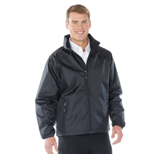 Men's Hooded Rain Jacket