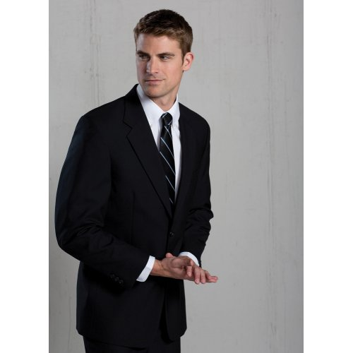 Men's Wool Blend Suit Coat