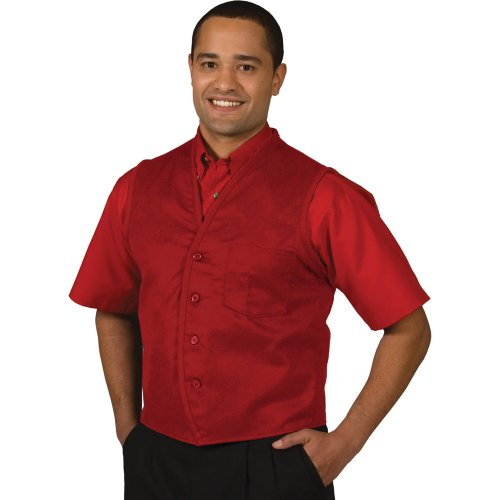 Apron Vest with Breast Pocket