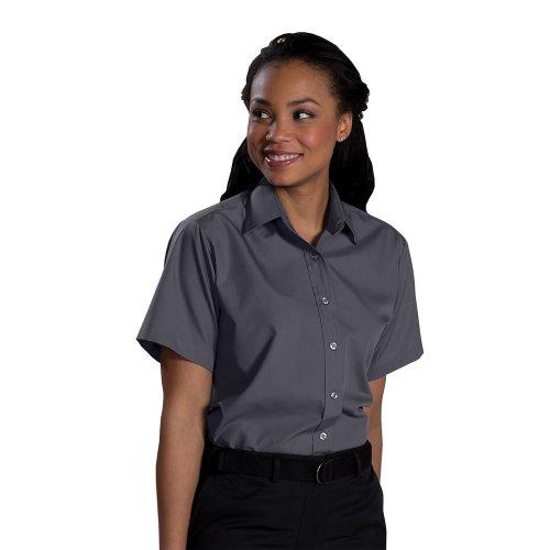 c6566da3 Ladies' Broadcloth Value Short-Sleeve Shirt   Edwards Garment ...