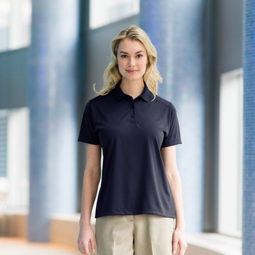Ladies' Snag-Proof Short Sleeve Polo