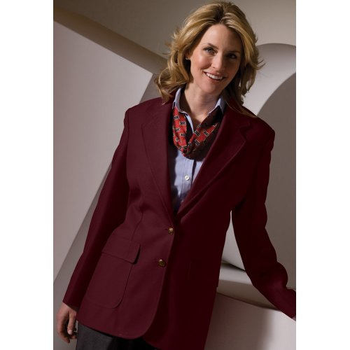 Ladies' Single-Breasted Blazer