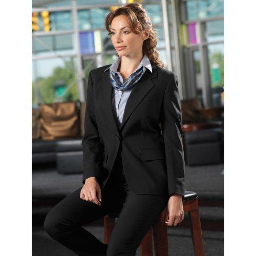 Ladies' Wool Blend Suit Coat