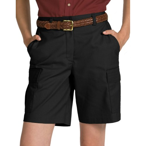 Ladies' Utility Cargo Chino Shorts