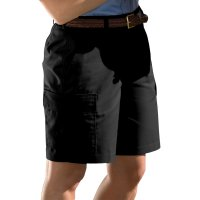 Ladies' Blended Cargo Chino Shorts