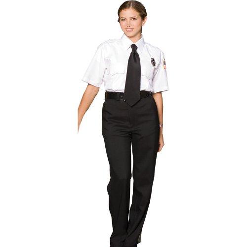 Ladies' Flat-Front Security Pants