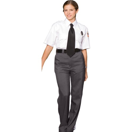 Ladies' Flat-Front Security Pants