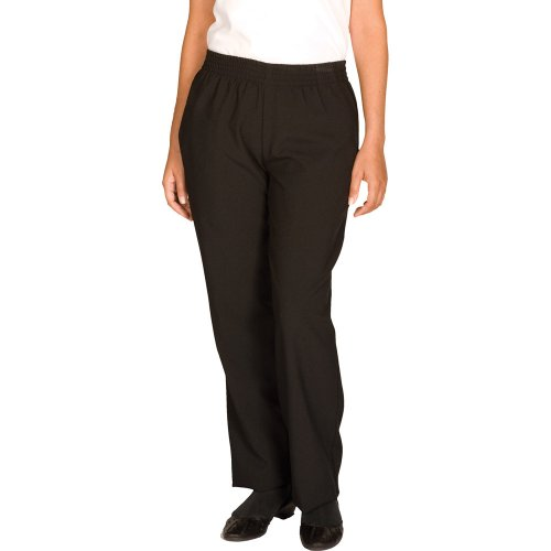 Ladies' Polyester Pull-On Pants