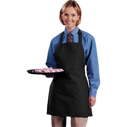No-Pocket Bib Apron