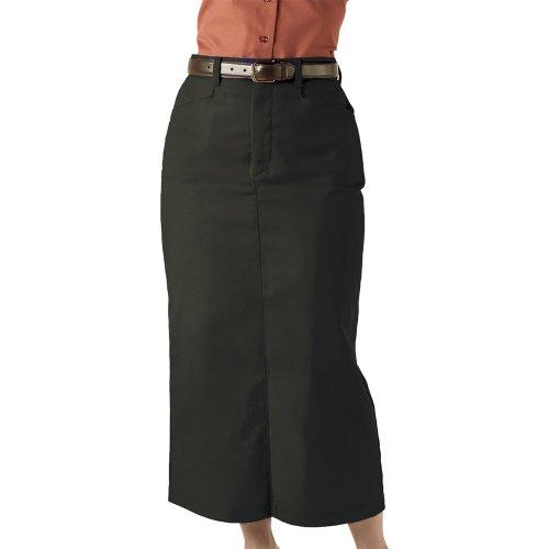 "Ladies' Long-Length 34"" Skirt"