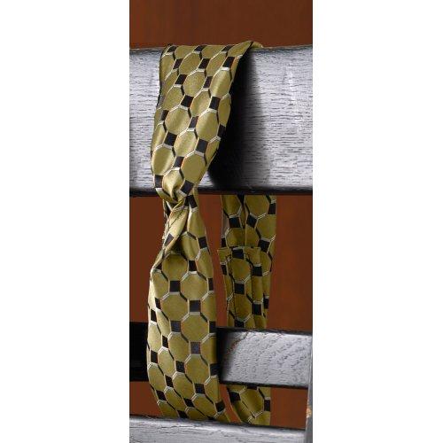 Honeycomb Twisted Ascot