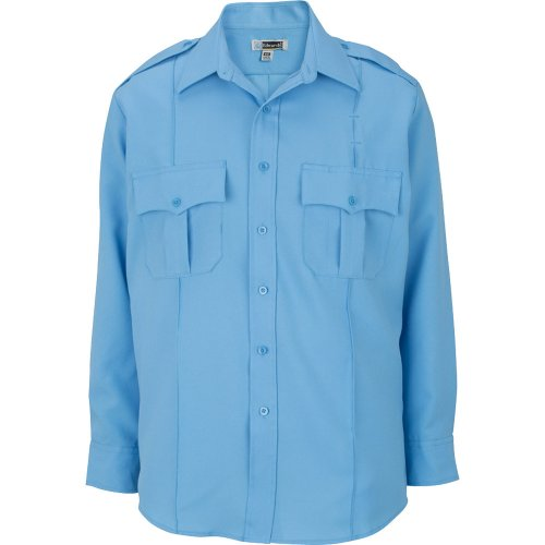 Unisex Polyester Security Long-Sleeve Shirt
