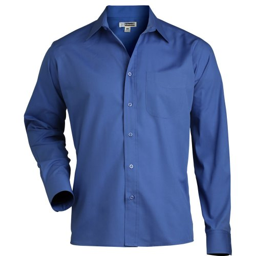 Men's Broadcloth Value Long-Sleeve Shirt
