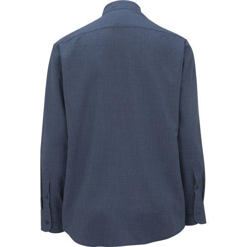 Men's Batiste Banded Collar Shirt