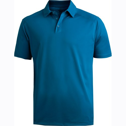 Men's Micro Pique Short Sleeve Polo