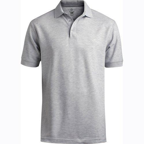 Cotton Pique Short Sleeve Polo