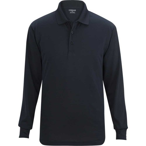 Unisex Snag Proof Long Sleeve Polo