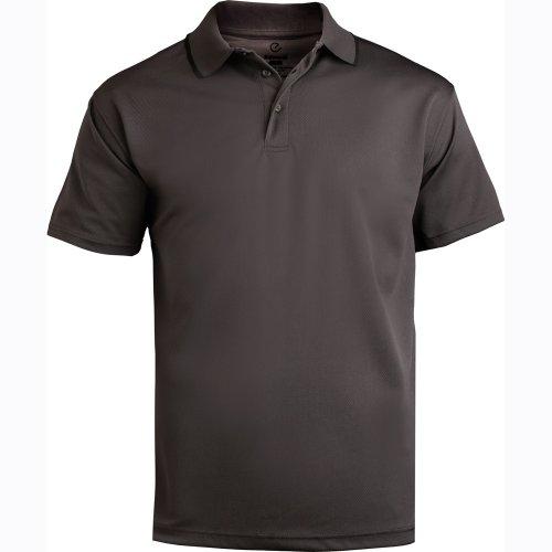 Men's Hi-Performance Mesh Short Sleeve Polo