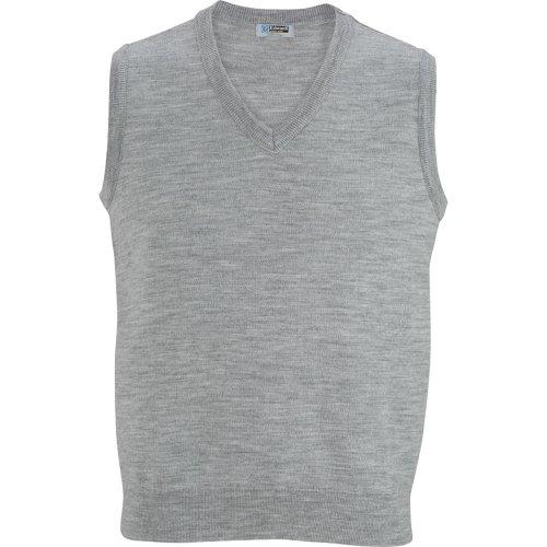 Value V-Neck Acrylic Sweater Vest