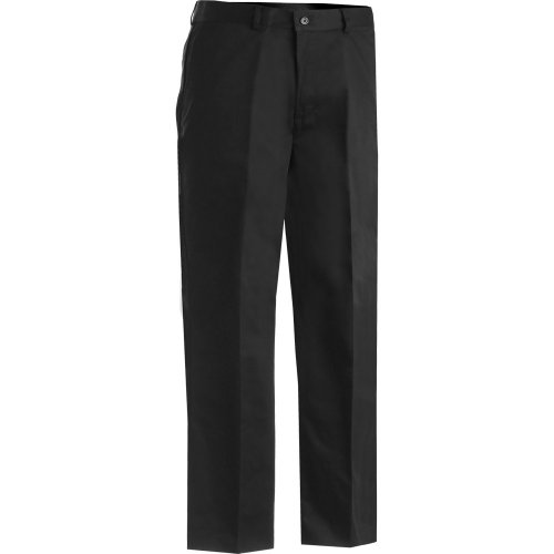 Men's Easy Fit Chino Flat-Front Pants