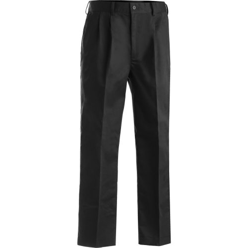 Men's All Cotton Pleated Pants