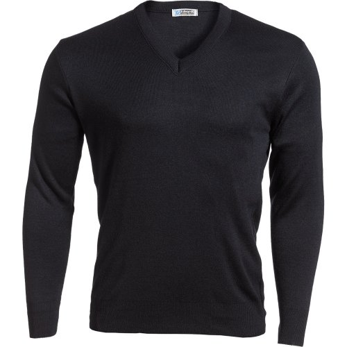 Value V-Neck Acrylic Sweater