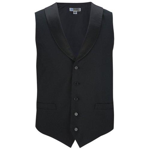 Men's Satin Shawl Vest