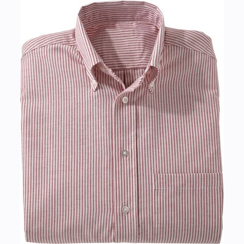 Ladies' Easy Care Oxford Short-Sleeve Shirt