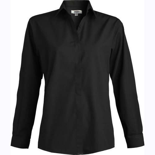 Ladies' Café Long-Sleeve Shirt